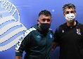 """La risposta della SSC Napoli alla Real Sociedad: """"Sarà una grande serata di sport! A domani"""" [FOTO]"""
