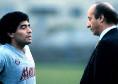 """Corbo: """"Moggi non invitò il medico al solito caffè e spuntò la provetta di Maradona con la cocaina"""""""