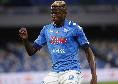Napoli-Bologna 2-0, Osimhen travolgente: brucia Danilo sulla corsa e fulmina il portiere
