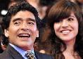 Osvaldo e Giannina escono allo scoperto! La figlia di Maradona e l'ex attaccante di Juve e Roma sono fidanzati