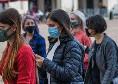Covid Italia, Campania rossa e Nord arancione: mai così tanti contagi da dicembre