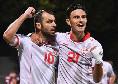 Eterno Pandev: l'ex Napoli segna l'1-1 della Macedonia contro l'Austria [VIDEO]