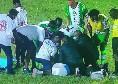 Caso Osimhen, Tuttosport: nella manovra per ridurre la lussazione lo staff della Nigeria gli ha fatto infiammare un tendine! Non riesce ad alzare il braccio