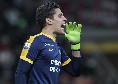 """Verona, Silvestri: """"Napoli squadra formidabile, dovremo stare attenti. Pochi gol subiti? Restiamo sempre concentrati"""""""
