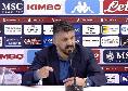 """Gattuso in conferenza: """"Il Milan non è stato superiore, abbiamo fatto tutto noi! Ci manca il veleno, dobbiamo crescere a livello mentale. Bakayoko? Errore mio, dovevo cambiarlo"""""""