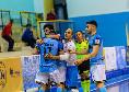 """Calcio a 5, De Simone e Turmena stendono un'ostica Orsa Viggiano. Basile: """"Gara difficile, importante vincere anche così"""""""