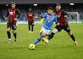 Milan, infortunio per Rebic: arriva il primo bollettino, a rischio per il Napoli