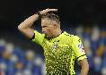 """L'ex arbitro Marelli: """"Gol annullato alla Sampdoria? Infrazioni di Thorsby e Keita, la mia sensazione è che Valeri non abbia visto nulla"""""""