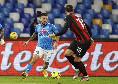 Repubblica - Napoli addetto allo sperpero, Milan alla concretezza: occasioni in serie sbattono su Donnarumma