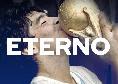 """L'Argentina saluta Maradona: """"Arrivederci, Diego. Sarai Eterno in ogni cuore del pianeta del calcio"""" [FOTO]"""