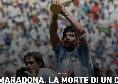 """L'Equipe: """"Maradona, la morte di un dio"""" [FOTO]"""