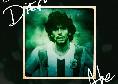 """""""Buon viaggio Diego"""", post di Del Piero per Maradona [FOTO]"""