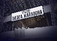 """ULTIM'ORA - San Paolo intitolato a Maradona! Borriello: """"Già da domani operativi per accorciare i tempi"""""""