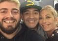 """Maradona, la madre di Diego Jr: """"Negli ultimi sette anni ha chiesto ogni giorno perdono a nostro figlio. Ha voluto autodistruggersi, sempre a combattere con i sensi di colpa"""""""