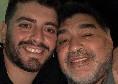 Diego Maradona jr pronto a fare causa allo Stato italiano, chiederà tre cose