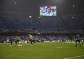 RILEGGI LA DIRETTA - Napoli-Rijeka 2-0 (40' Politano, 74' Lozano): vittoria meritata