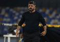 Crotone-Napoli, Tuttosport: gli azzurri sono avvertiti, Gattuso ha strigliato a dovere la formazione