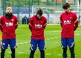 Barcellona, minuto di raccoglimento prima dell'allenamento: Messi piange [FOTO]