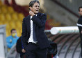 """Benevento, Inzaghi ricorda Maradona: """"Prima di una finale venne a rincuorarmi perché non stavo bene, ci mancherà"""""""