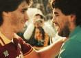 Bruno Conti a Napoli, omaggio a Maradona ai Quartieri Spagnoli
