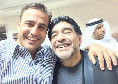 """""""Tu sei quello della scivolata!"""". Cannavaro racconta la cena con Maradona a casa Ferrrara"""