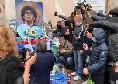 Quartieri spagnoli, il Comune pensa ad un progetto di recupero dove sorge il murales di Maradona