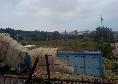 Centro Paradiso di Soccavo, un destino ingrato: oggi è tutto distrutto e abbandonato
