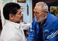 """L'ultimo desiderio di Maradona prima di morire: """"Riportatemi a Cuba"""""""