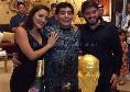 """Clamoroso dall'Argentina, l'amico di Maradona rivela: """"Ha scoperto di non essere padre dei uno dei 5 figli prima di morire!"""""""