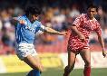 """""""Fece crollare un pezzo di curva"""", Maiellaro ricorda Maradona: """"In un Napoli-Bari non si capacitava come non fossi io il rigorista! La battuta all'ennesimo fallo di Terracenere fu geniale"""" [ESCLUSIVA]"""