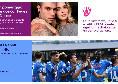 Beneficenza, anche Fedez-Ferragni 'seguono' il Napoli e approdano su Ebay [FOTO]