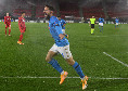Mertens sempre più incisivo, senza Osimhen viaggia ad una media gol incredibile
