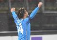 Napoli-Fiorentina, doppio cambio per Gattuso: si rivede Mertens! Fuori Petagna e Zielinski