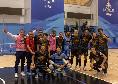 Calcio a 5 - Arillo show, eurogol Fortino, il Napoli annienta il Cataforio e vola al comando