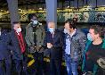 """Mostra Maradona, De Laurentiis: """"Oggi incontro De Magistris, forse sarà Maradona Arena! Voglio creare un museo virtuale, i tifosi devono poter giocare con Diego. Sul ricorso, Osimhen e Gattuso..."""" [VIDEO CN24]"""