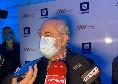 """Ricorso Juve-Napoli, De Laurentiis: """"E' stato fatto tutto ieri, aspettiamo con grande tranquillità e serenità il giudizio"""" [VIDEO]"""