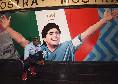 """La SSC Napoli ha pubblicato le immagini della visita di De Laurentiis e Osimhen alla fermata della Cumana """"Mostra-Stadio Maradona"""" [VIDEO]"""