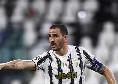 """Juventus, Bonucci suona la carica: """"Delusi e arrabbiati, ora testa alla finale di mercoledì contro il Napoli"""""""