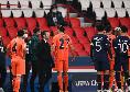 PSG-Istanbul Basaksehir, fermato il quarto uomo fino a fine stagione ma non per razzismo
