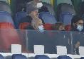 De Laurentiis deciderà tra oggi e domani se sarà allo stadio, il Napoli valuterà se riprendere il silenzio stampa dopo la partita