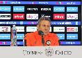 """Udinese, Gotti in conferenza: """"I due gol hanno indirizzato la partita! Il Napoli è in una forma elevatissima, non hanno mai mollato"""""""