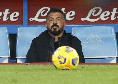 Verona-Napoli i convocati di Gattuso: torna Osimhen, Mertens c'è, manca Cioffi