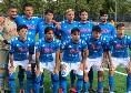 Primavera, il Napoli batte il Cosenza per 1-0 su su autorete del portiere