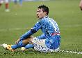 """Juventus-Napoli, dalla panchina bianconera si lamentano per un fallo di Lozano: """"E' giallo!"""""""