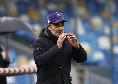 """Fiorentina, Prandelli: """"Il 5vs1 di Insigne è l'immagine della partita! Ci siamo fatti gol da soli, mi aspettavo una reazione rabbiosa e invece zero ammoniti"""""""