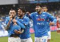 Napoli-Fiorentina 6-0, l'analisi di Repubblica: sei gol fanno pensare ad una esplosione d'ira dopo si regala una settimana di rimorsi e giuramenti