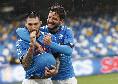 Opta - Record europeo per il Napoli, è l'unica squadra ad esserci riuscita