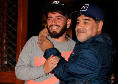 """Morte Maradona, Diego jr: """"Indagine in corso, mi batterò per sapere la verità! Troppe caz**te e me**a su papà, non mi perdonerò mai"""""""