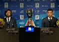 """Juve, Danilo in conferenza: """"Delusi, ma vogliamo ripetere contro il Napoli la gara fatta col Barcellona! Possiamo vincere domani, siamo concentrati"""""""