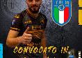 """Calcio a 5, Arillo convocato in Nazionale: """"Felicissimo, per me è un sogno. Mi farò trovare pronto"""""""